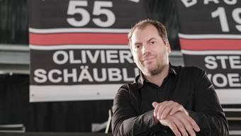 Sportchef Olivier Schäublin rechnet in der anstehenden Saison mit Turbulenzen.