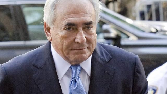 Ein guter Tag für DSK: Der Richter setzt ihn auf freien Fuss