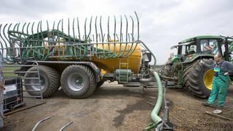 Die Bauern werden auch in Zukunft keine Subventionen für ihre Gülle-Biogasanlagen erhalten.