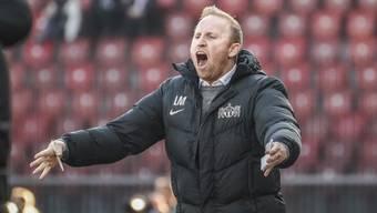 Ludovic Magnin kann mit dem FC Zürich auch gegen Thun keinen Dreier einfahren.