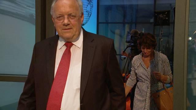 Schneider-Ammann tritt per Ende Jahr zurück