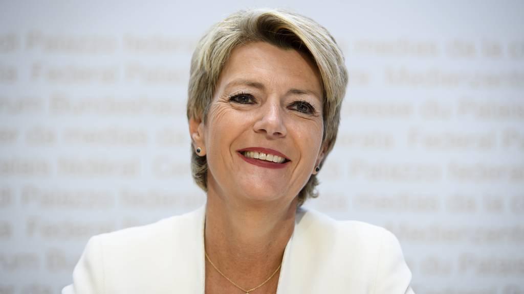 Keller-Sutter bringt Schengen-Abkommen ins Spiel