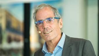 Implenia-CEO Anton Affentranger.