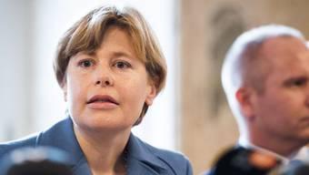 «Toni Brunner war in der Entscheidungsfindung eng mit einbezogen»: Esther Friedli im Interview.