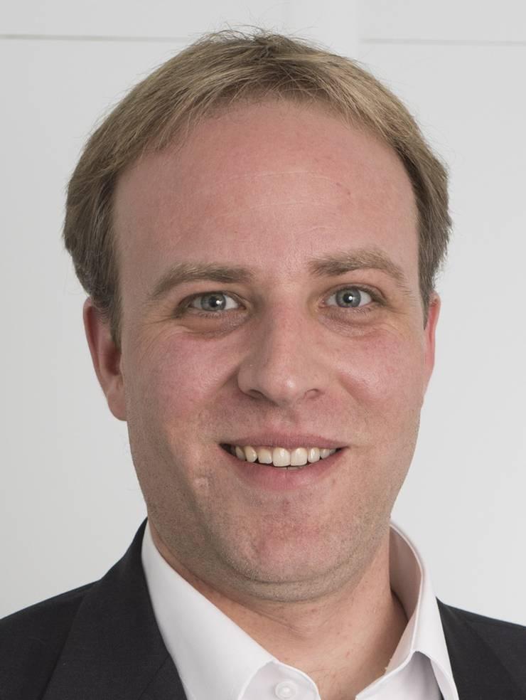 Marco Hardmeier Präsident Geschäftsprüfungskommission