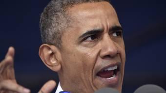 In seiner Ansprache am 7. Mai in Washington zollte Präsident Barack Obama den Müttern aller Welt Respekt (Archiv)