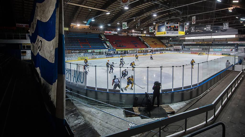 Eishockey-Saisonstart am 1. Oktober