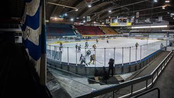 Der Saisonstart im Schweizer Eishockey wird wie erwartet auf Anfang Oktober verschoben