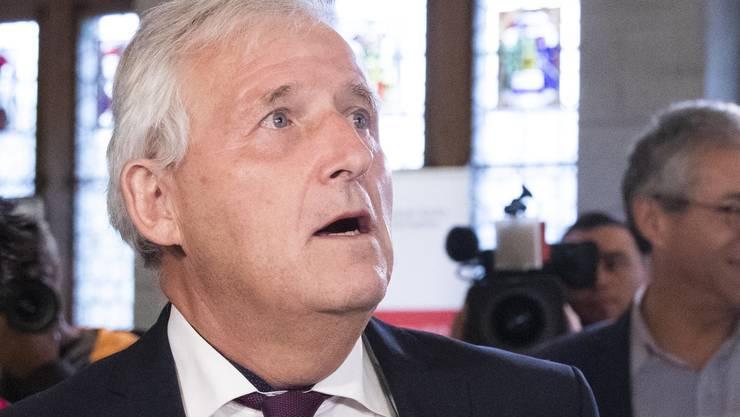 Ratspräsident Hans Stöckli (SP Bern) setzt sich für die 22 Neulinge des Ständerats ein und ist auch gewillt, dafür ungeschriebene Gesetze zu brechen.