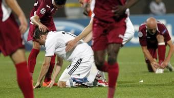 Aus und vorbei: Basel fliegt aus der Champions League