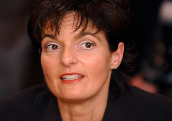 Die damalige Bundesrätin Ruth Metzler-Arnold baute die Bundesanwaltschaft massiv aus.
