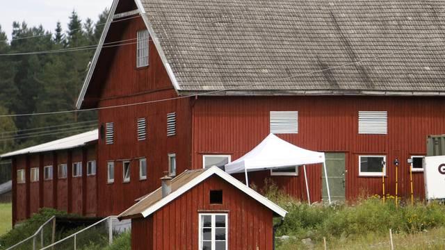 Teil der Farm Breiviks (Archiv)