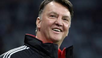 Dritter Sieg in Serie für Bayern-Coach Louis van Gaal