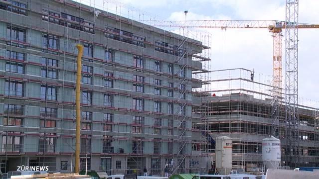 Unia blockiert weitere Baustelle