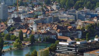 Erneut konnte eine deutliche Zunahme der Logiernächte in der Stadt und im Bezirk Olten verzeichnet werden. (Archivbild)
