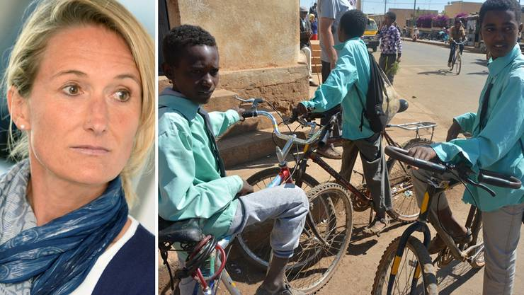 «Der Dialog mit Eritrea muss anders geführt werden», fordert Susanne Hochuli nach ihrem Besuch