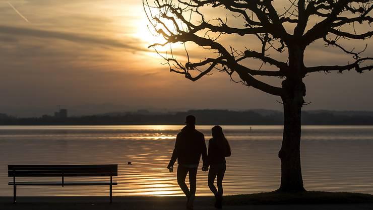 Im Grossraum Zürich geht die Sonne am heutigen Mittwoch um 16.35 Uhr unter - so früh wie nie in diesem Jahr. (Symbolbild)