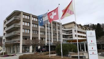 Das «Suhrental Alterszentrum» hiess bis Ende Oktober 2019 «Regionales Alterszentrum Schöftland». Bild: uhg (6. Januar 2020)