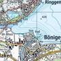 Das Burgseeli befindet sich in der Nähe von Interlaken.