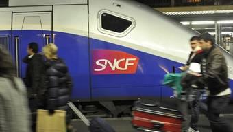 In einem französischen TGV geboren zu werden, lohnt sich (Symbolbild)
