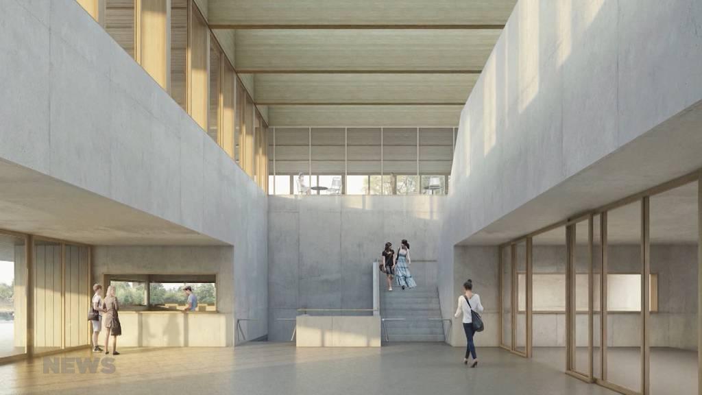 Stadt Bern präsentiert Pläne für das Weyermannshaus