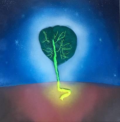 Die Plazenta als Baum des Lebens