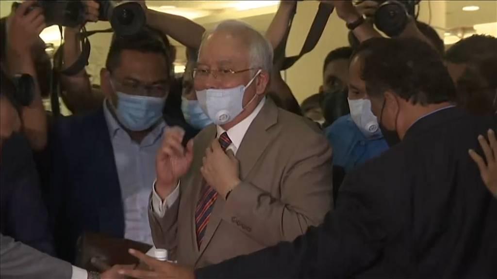 Malaysias Ex-Premier zu zwölf Jahren Haft verurteilt