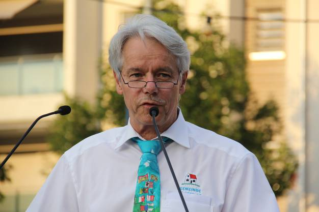 Eugen Bless, Gemeindeammann von Hausen (AG): «Eine richtig gute Demokratie zeigt sich darin, dass Entscheide umstritten sind.»