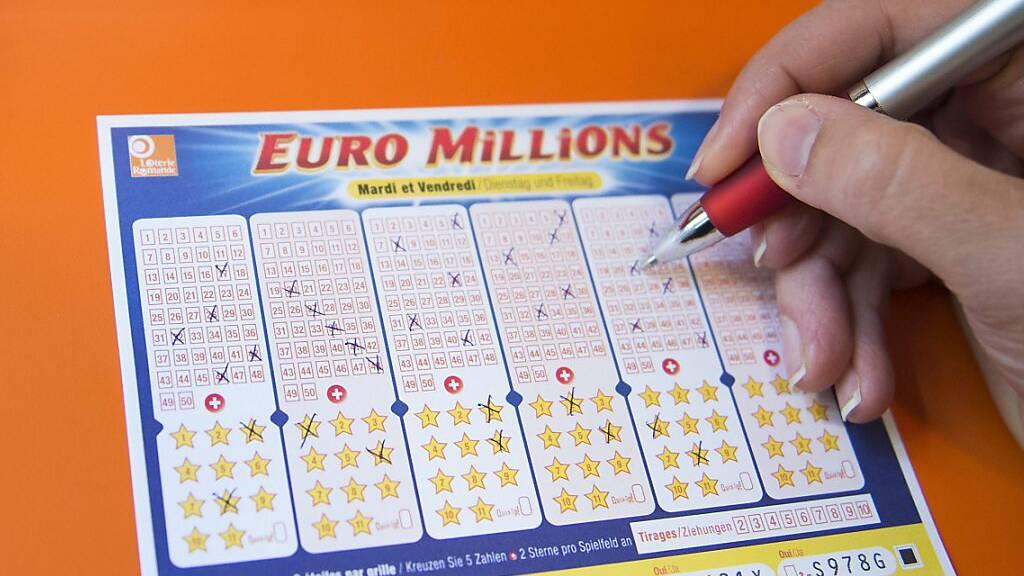 Der Rekord-Jackpot von Euromillions wurde geknackt!