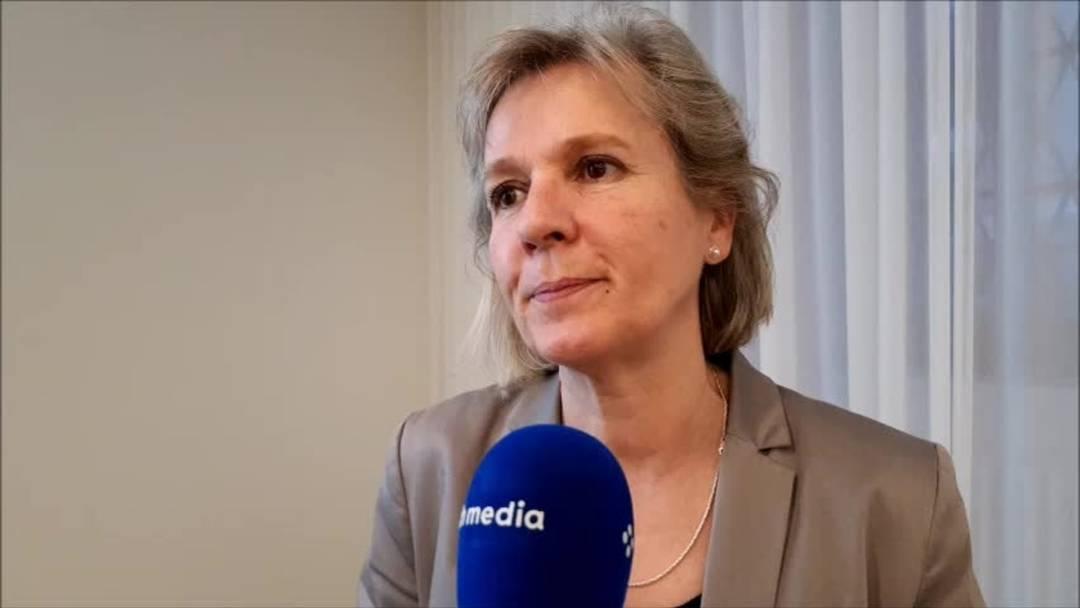 Brigit Wyss: «Bei den Kurzarbeits-Gesuchen arbeiten wir auf Hochtouren»