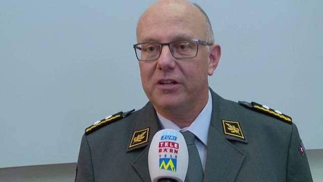 Neuer Chef für Schweizer Armee