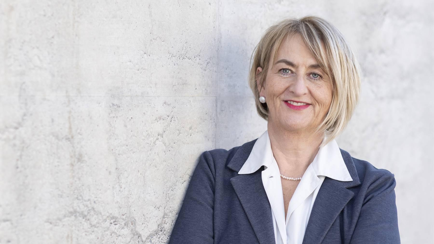 Flirt- und Liebesexpertin Renate Wälchli aus Grenchen