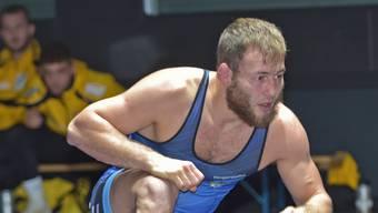 Der Tschetschene Magomed Aischkanow wird den Freiämtern zumindest im Halbfinal fehlen.