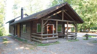 Waldhütte Bottenwil: Aus der «Mitgift» der Ortsbürger. kbz