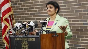 Die amerikanische Gerichtsmedizinerin Lakshmi Sammarco widerspricht den Aussagen der Eltern von Otto Warmbier, wonach es Beweise für nordkoreanische Folter an ihrem Sohn gebe.