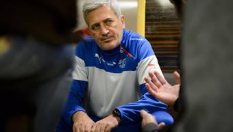 Vladimir Petkovic spricht oft und gern über seine «Liebe zum Fussball».