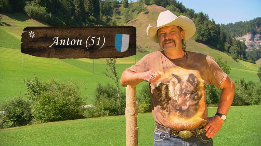 BAUER, LEDIG, SUCHT... ST14 - Portrait Anton (51)