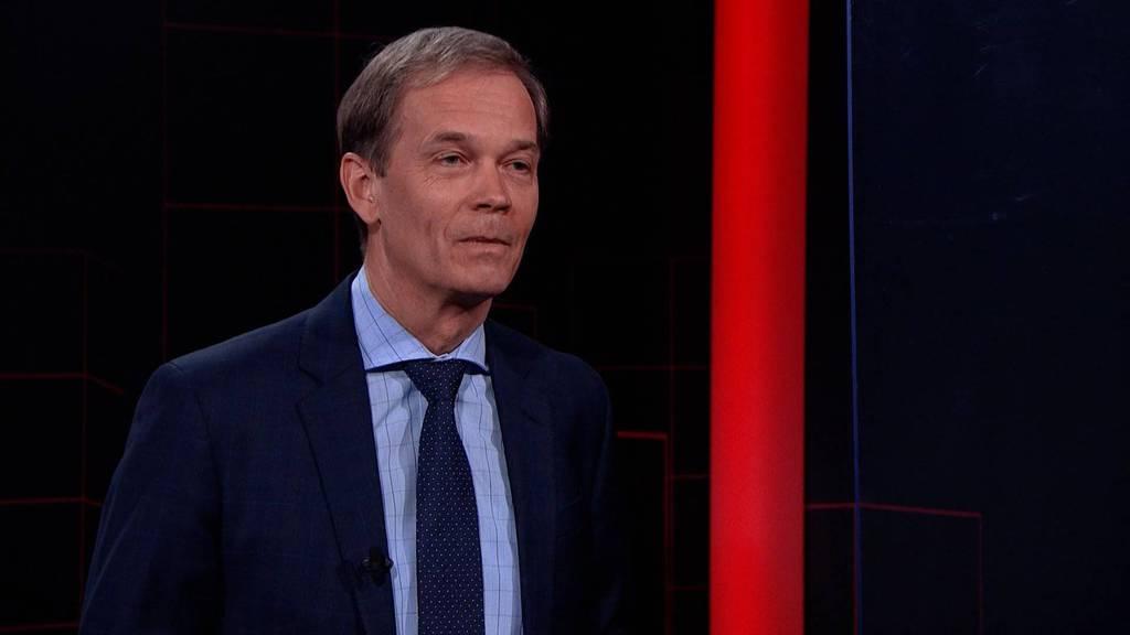 «CEO Talk» mit ZKB-Chef Martin Scholl