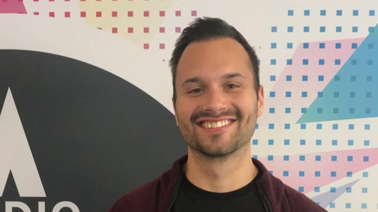 Es ist André Sauser aus der Argovia Firobigshow.