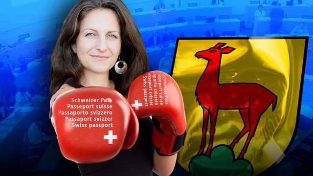 Einbürgerung: Etappensieg für Nancy Holten