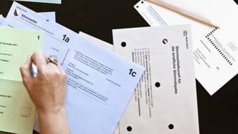 Im Kanton Aargau wären 9300 Auslandschweizerinnen und Auslandschweizer bei den Ständeratswahlen wahlberechtigt.