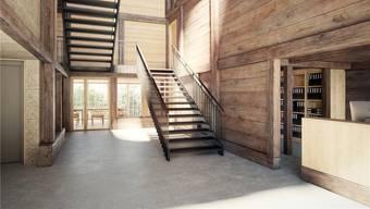 Künstlerhaus Boswil baut das Sigristenhaus aus