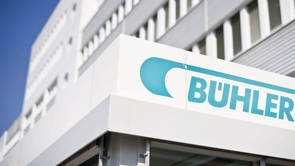 Bühler schreibt 2020 weniger Umsatz und Gewinn
