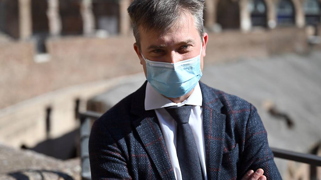 Deutscher neuer Direktor für Italiens Touristen-Magnet Pompeji