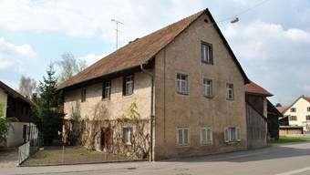 Im Herbst beginnen die Bauarbeiten an der «Alten Trotte» in Wegenstetten – der Lebensraum der «Grossen Hufeisennase» im Dachstock soll dadurch erhalten bleiben.