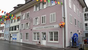 Der «Rebstock» in Klingnau stand im vergangenen Jahr neun Monate leer. Jetzt bahnt sich wieder ein Wirtewechsel an.