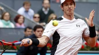 Spielverderber für das spanische Heimpublikum: Andy Murray schaltete in Madrid Rafael Nadal aus
