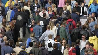 Bevölkerungswachstum (Symbolbild)