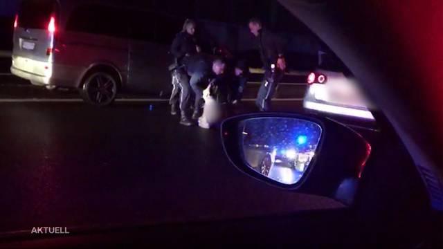 Betrunkener Unterhosen-Autofahrer vor Gericht