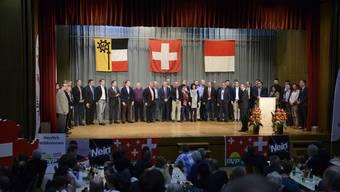 Solothurner SVP feiert das 25-Jahr-Jubiläum